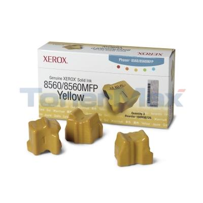 XEROX PHASER 8560 SOLID INK YELLOW